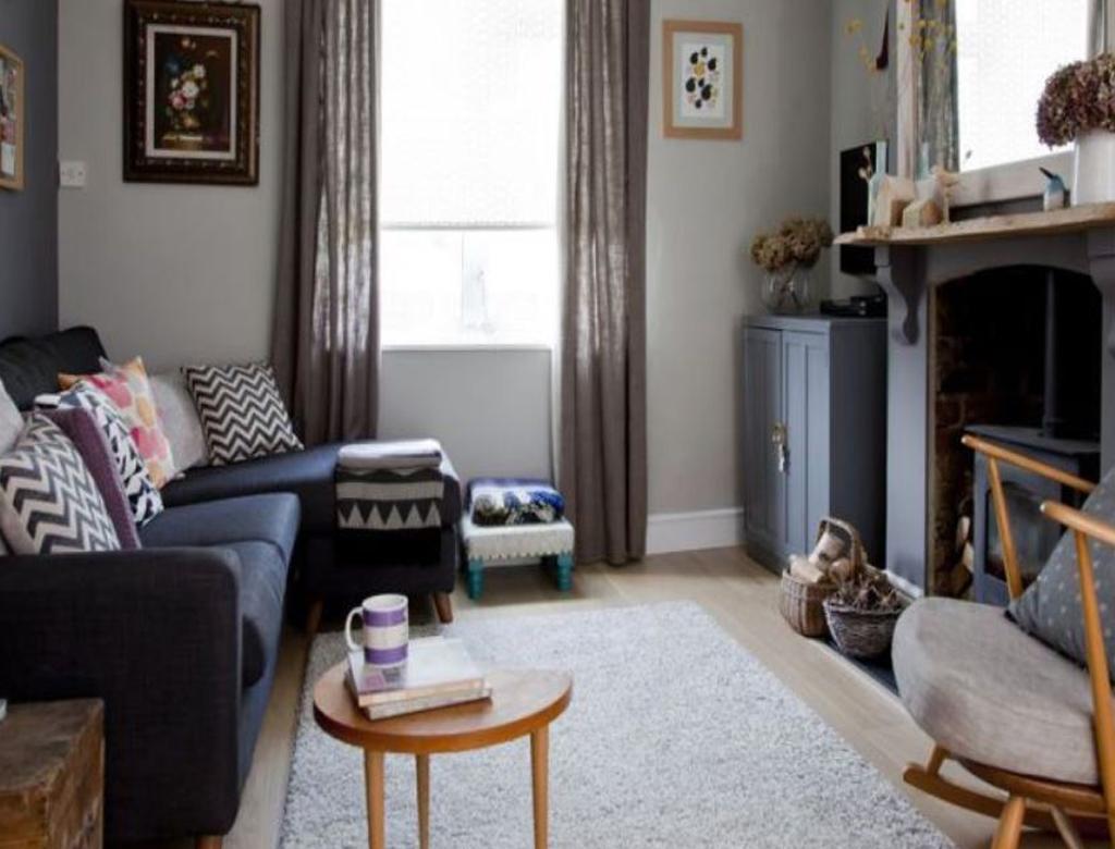 uzyskaj przytulność w pokoju dzięki meblom zrobionym z materiałów odpadowych i szpargałom w stylu vintage