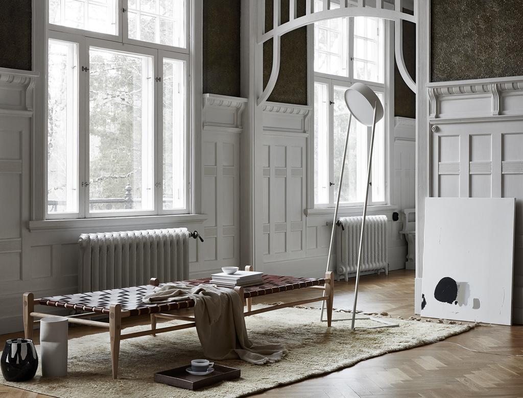wykończenie salonu w stylu francuskim w Imperium Wnętrz Kokotów 922
