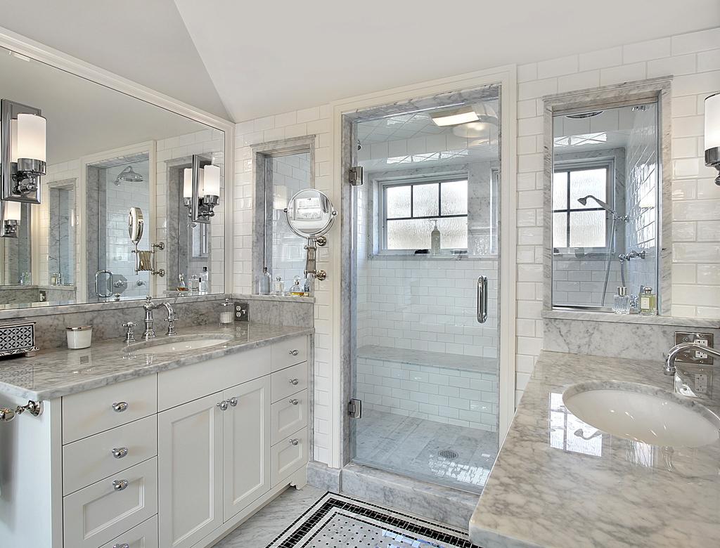 odnowiona łazienka | styl nowojorski w Imperium Wnętrz Kokotów 922