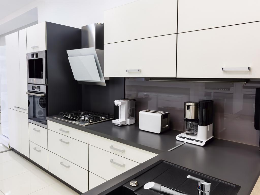 Modern kitchen finishing | Imperium Wnętrz Kokotów 922
