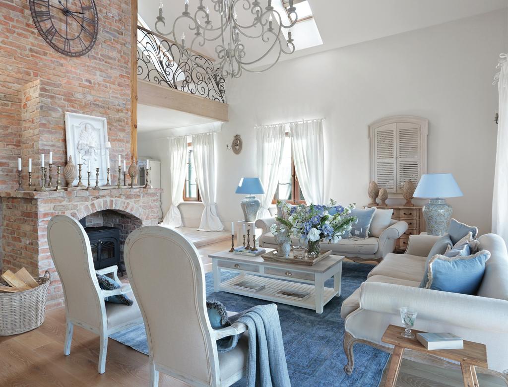 salon w stylu francuskim w Imperium Wnętrz Kokotów 922